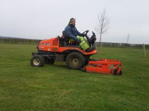 Grass Cutting Newark